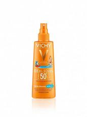 Cпрей для кожи детей SPF 50 VICHY Ideal Soleil
