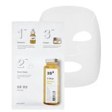 Питательная маска для лица MISSHA 3-step Nutrition Mask, 2уп