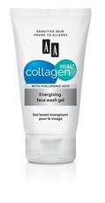 Энергизирующий гель для умывания лица Collagen Hial+ AA