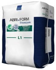 Подгузники одноразовые для взрослых { мин.заказ 2 } ABENA Abri-Form L1 Premium
