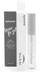 Прозрачный гель для укладки бровей Ayoume Brow Fix Gel 9мл