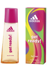 Туалетная вода для женщин Adidas Get Ready!