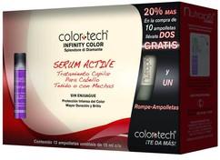 Сыворотка «INFINITY COLOR COLOR TECH» интенсивный уход для окрашенных волос