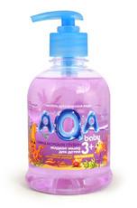 """Жидкое мыло для детей """"Тайна морских глубин"""" AQA baby"""