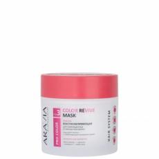Маска восстанавливающая для поврежденных и окрашенных волос Color Revive Mask, 300 мл ARAVIA Professional