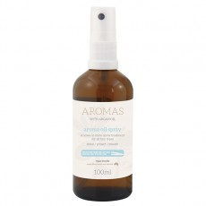 Аргановое спрей-масло для волос Aromas Oil Spray