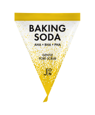 BAKING SODA Скраб-пилинг для лица СОДОВЫЙ Baking Soda Gentle Pore Scrub J:ON