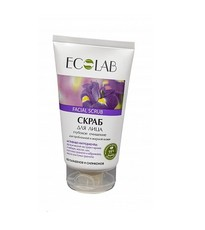 Скраб  для лица «Глубокое очищение» для проблемной и жирной кожи ECOLAB