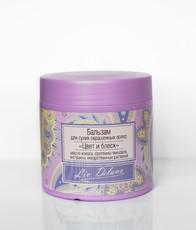 Бальзам для окрашенных волос Цвет и блеск Oriental touch Liv Delano