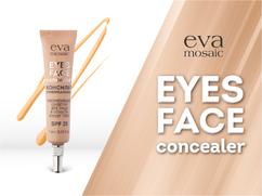 Универсальный консилер для лица и области глаз EYES & FACE CONCEALER EVA MOSAIC