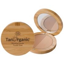 Компактная пудра цвет загара TAN ORGANIC