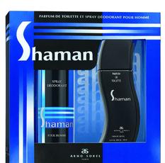 """Подарочный набор """"Shaman"""" Туалетная вода, 100 мл , гель для душа, 100 мл  ARNO SOREL"""