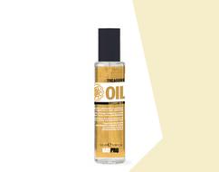 Масло для увлажнения сухих, хрупких и обезвоженных волос TREASURE OIL 5 LUXURY OILS KAYPRO