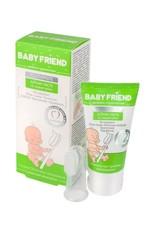 Паста зубная на первый зубик с силиконовой зубной щёткой BABY FRIEND