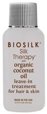 Гель восстанавливающий для волос BIOSILK SILK Therapy with Organic Coconut oil SILK
