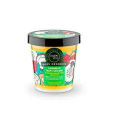 Тонизирующая пена для ванн Caribbean Fruit Cocktail «Organic Shop»