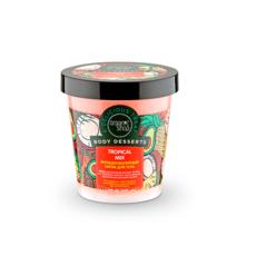 Антицеллюлитный скраб для тела Tropical Mix «Organic Shop»