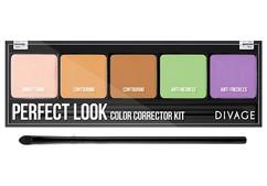 Палетка корректоров для лица Perfect Look Divage