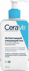 Гель смягчающий очищающий CeraVe SA