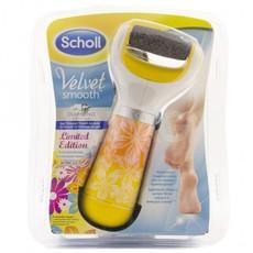 Пилка электрическая роликовая Summer Limited Edition (экстражёсткий ролик) Scholl