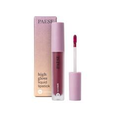 Помада для губ жидкая Liquid lipstick PAESE Nanorevit