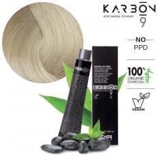 Краска для волос на основе угля KARBON 9 ECHOS LINE