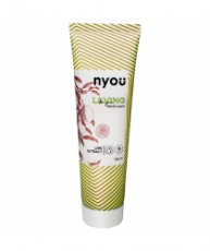 Крем для рук с экстрактом лайма LAVING Hand cream LIME EXTRACT NYOU