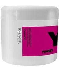Маска для защиты окрашенных волос Yunsey Professional Vigorance Colorful Color Protection Mask