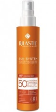 Спрей SPF 50+ для чувствительной кожи с pro-DNA complex, 200 мл Rilastil SUN SYSTEM PPT