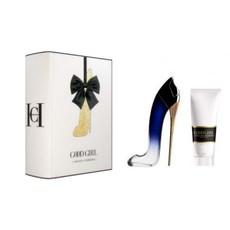Набор парфюмерно-косметический GOOD GIRL (Парфюмерная вода облегченная, 50 мл+Лосьон для тела облегченный, 75 мл)