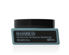 Черная моделирующая паста ( с черным углем) MANNISKAN KAARAL