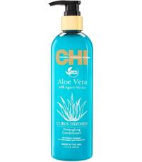 Кондиционер с алоэ и нектаром агавы CHI ALOE VERA With Agave Nectar Conditioner