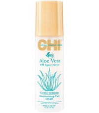 Увлажняющий крем-стайлинг CHI ALOE VERA With Agave Nectar Moisturizing Curl Cream