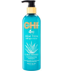 Шампунь с алоэ и нектаром агавы CHI ALOE VERA With Agave Nectar Shampoo