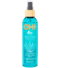 Спрей для возрождения кудрей CHI ALOE VERA With Agave Nectar Curl Reactivating Spray
