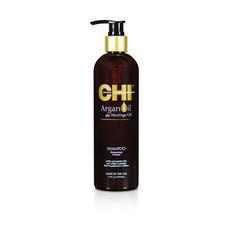 Шампунь для волос на основе масел аргании и моринги Argan Oil CHI