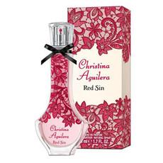 Парфюмерная вода CHRISTINA AGUILERA RED SIN 15мл