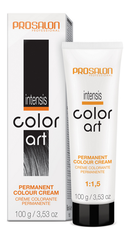Перманентная крем-краска Prosalon professional COLOR ART Permanent colour cream