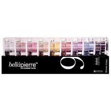 Набор из 9 пигментов Shimmer Kit BELLAPIERRE