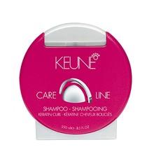 Шампунь кератиновый локон Care Line «Keune»