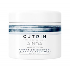 Маска для увлажнения волос CUTRIN AINOA HYDRATION RECOVERY INTENSIVE TREATMENT