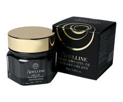 Ночной крем с коллоидным золотом и слизью улитки, серия «Золотая улитка» Adelline 24K Gold Snail Night Cream