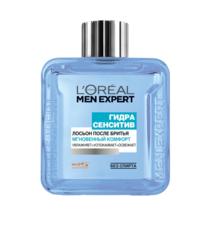 """Лосьон после бритья """"Гидра Сенситив"""" увлажняющий, успокаивающий, для чувствительной кожи Men Expert L'Oreal"""