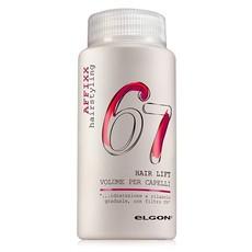 Пудра для объема и фиксации волос Elgon AFFIXX hairstyling Volumizing hair lift powder