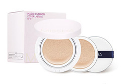 Набор MISSHA Magic Cushion Cover Lasting Special Set 23+23(R)+Puff