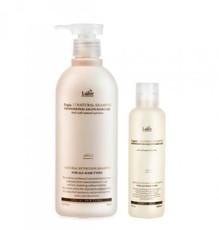 Органический шампунь для волос LA'DOR TRIPLEX NATURAL SHAMPOO