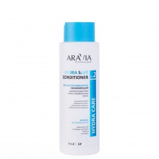 Бальзам-кондиционер увлажняющий для восстановления сухих, обезвоженных волос Hydra Save Conditioner, 400мл ARAVIA Professional