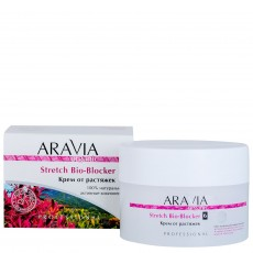 Крем от растяжек Stretch Bio-Blocker, 150мл ARAVIA Organic