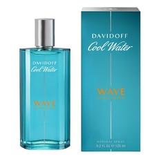 Туалетная вода для мужчин DAVIDOFF COOL WATER WAVE Eau De Toilette Natural Spray