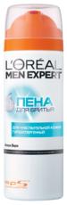 Пена для бритья для чувствительной кожи, гипоаллергенная Men Expert L'Oreal